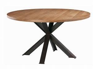 Tisch Aus Holzscheiben : runder tisch aus holzfurnier syntaxe kollektion nouveaux classiques by roche bobois ~ Cokemachineaccidents.com Haus und Dekorationen