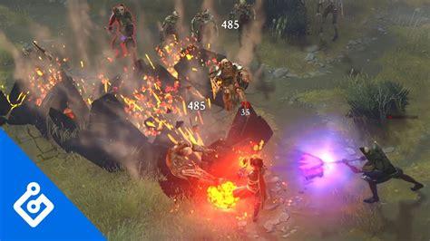MAGIC: LEGENDS Gameplay Trailer - SoloVG