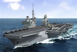 porte avions report de la construction et retour de la propulsion nucl 233 aire mer et marine