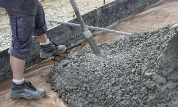shed concrete slab thickness how much does a concrete slab for shed cost