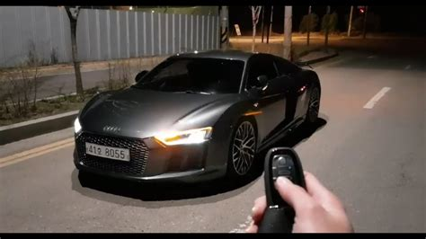 audi   night drive  km test youtube