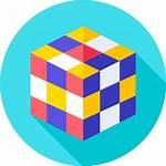 Rubik Flaticon Icon Icons