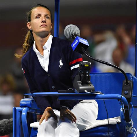 u s open s has chair umpire