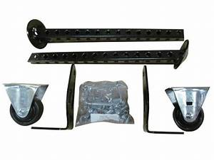 Caster Kit For Snowbear Snowplows