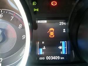Mitsubishi Endeavor Dashboard Warning Lights