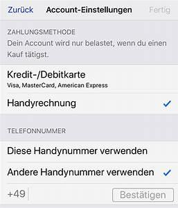Google Play Abrechnung über Telekom Aktivieren : telekom kunden k nnen jetzt im apple app store per handyrechnung bezahlen iphone ~ Themetempest.com Abrechnung