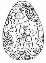 Easter Coloring Pages Egg Risen He Adult sketch template