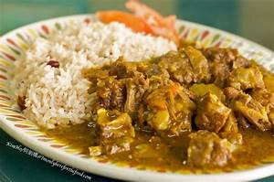 curry goat & white rice | Jamaican Food | Pinterest ...