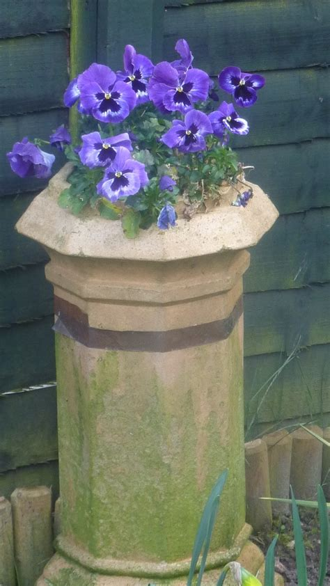 Garden Chimney by 1000 Images About Chimney Pots On Gardens