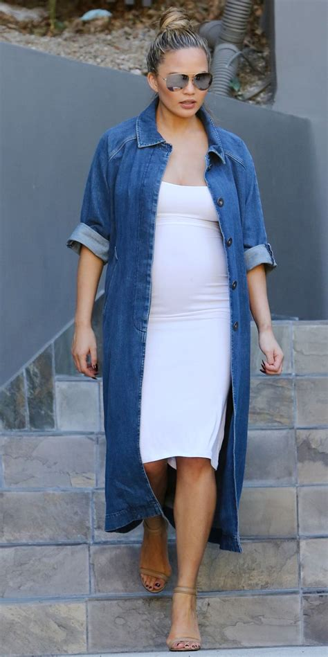 1000+ ideas about Celebrity Maternity Style on Pinterest | Pregnancy style Pregnancy outfits ...