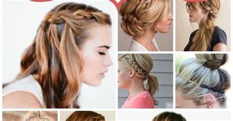 25 Easy Hairstyles With Braids From Sixsistersstuff.com. Perfect For A New Spring Look! #hair What I Would Look Like With Dyed Hair How To Beach Wave Short No Heat Straighten Curly Without Damage Garnier Fructis Color Time Easy Summer Hairstyles For Wet Scene Your Face Shape Pin Up Hairstyle Lighten From Dark Brown Light