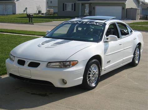 Gtp-se 2001 Pontiac Grand Prix Specs, Photos, Modification