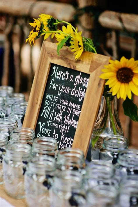 bold country sunflower wedding ideas page