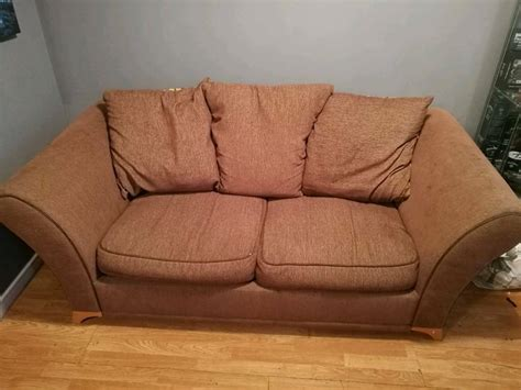 Dfs 3 Seater Sofa Bed by Free Dfs 3 Seater 2 Seater Sofa Bed In Barry Vale Of
