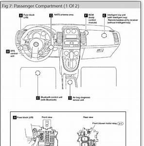 2012 Nissan Frontier Fuse Box Diagram