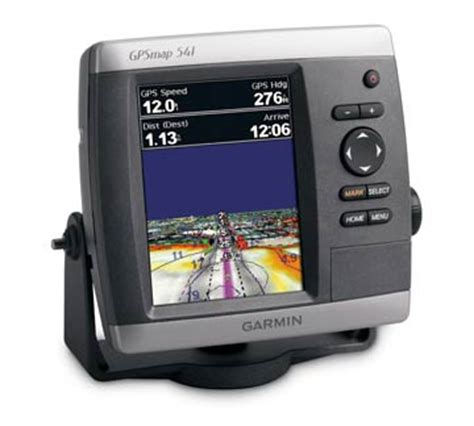 Garmin Boat Gps by Garmin Gpsmap 541s 5 Inch Waterproof Marine Gps And