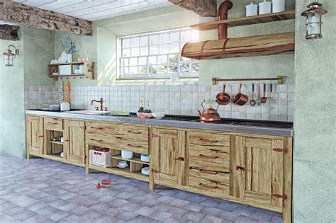 Foto Cucine Rustiche In Legno by Cucine In Muratura Moderne Country Rustiche O Shabby