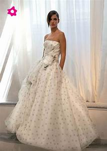 polka dots wedding dress you only have one wedding With polka dot wedding dress