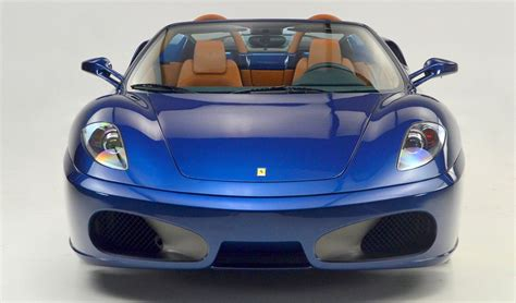 The site owner hides the web page description. Tour De France Blue 2006 Ferrari F430 Spider For Sale
