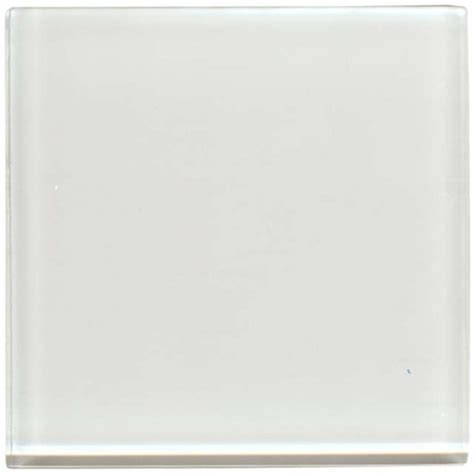white tile wall white glass placemats and coasters