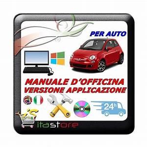E1510 Manuale Officina Fiat Nuova 500 Dal 2007