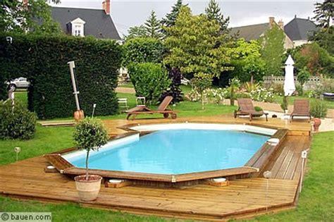 Swimmingpool Für Garten by Urlaub Am Eigenen Pool