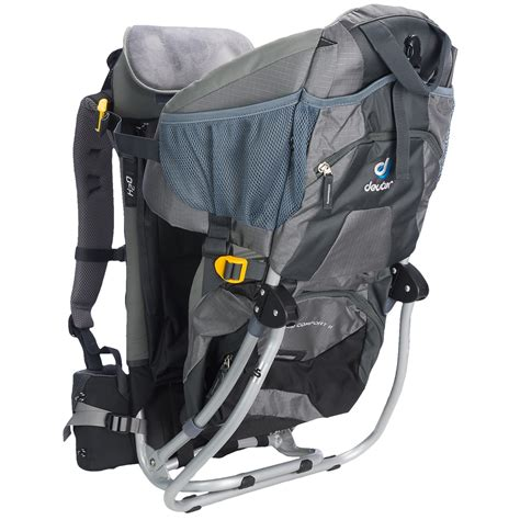 deuter kid comfort ii deuter kid comfort ii child carrier backpack 6476u save 25