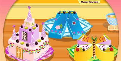 jeux de cuisine de cake jeu decoration cuisine