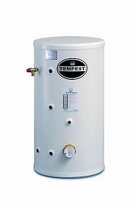 air source heat pump unvented stainless steel cylinders indirect ebay