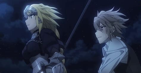 anime romance winter 2017 fate apocrypha anime will air during the summer 2017 season
