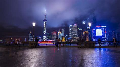 Shanghai and Hong Kong
