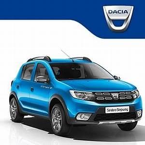 Voiture Dacia Stepway : jeu dacia une voiture dacia sandero stepway gagner ~ Medecine-chirurgie-esthetiques.com Avis de Voitures