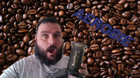 (1) the aeropress may well be the easiest and fastest way to a high quality cup of coffee, and (2) it's a modestly priced (~$30) piece of portable equipment. Aeropress Coffee Maker Review - YouTube
