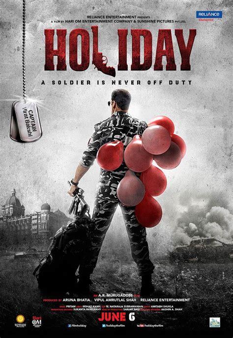 Holiday Movie Posters Akshay Kumar