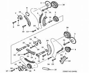 Saab 9 5 Exhaust Diagram Additionally Vw 2 0 Timing Belt