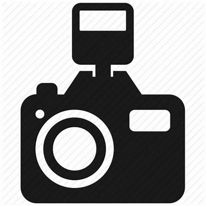 Camera Icon Flash Analog Digital Reflex Icons