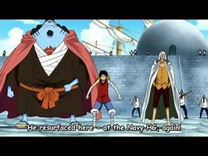 One Piece Haki {Silvers Rayleigh} - One Piece Video