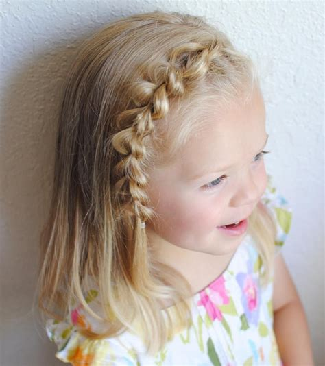 cute  girl hairstyles easy hairdos