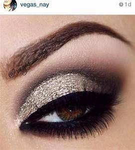 Dramatic Eyeshadow | Night time eyes | Pinterest ...