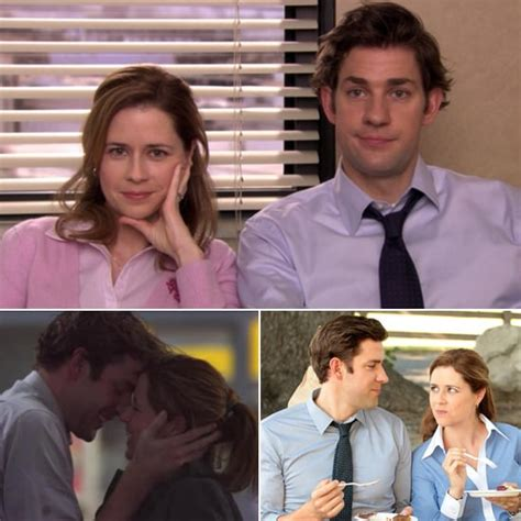 Jim And Pam In The Office GIFs POPSUGAR Entertainment