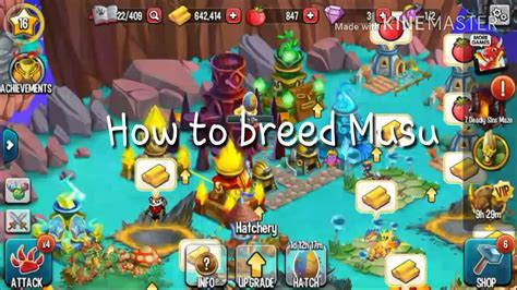 monster legends how to breed musu