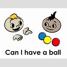 Can I Have A Ball Please? Here You Are Thank You Youtube