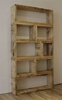 great rustic wood bookcases Best 25+ Diy bookcases ideas on Pinterest | Bookcases, Diy living room furniture and Crate crafts