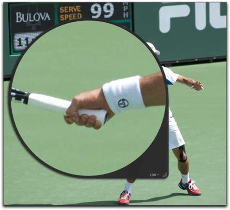 Надаль. Форхенд в теннисе. Супер замедленная съемка - YouTube