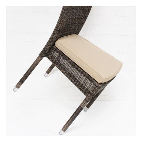coussins de chaise coussin galette de chaise 100 coton 40x40 cm e achat
