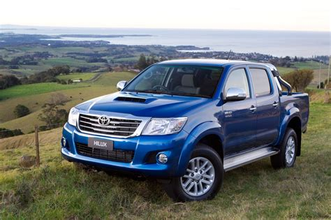 Toyota Hilux Photo by 2012 Toyota Hilux Pricing Specifications Gallery