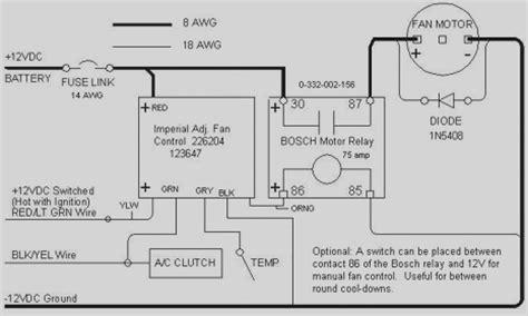 Junkyard Electric Fan Fordmuscle
