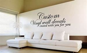 design your own wall art decal wall art decal sticker With make your own wall decal