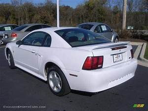2002 Ford Mustang V6 Coupe in Oxford White photo #3 - 183846 | ChicagoSportsCars.com - Cars for ...