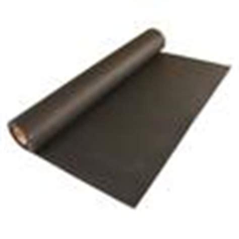 shop greatmats rolled rubber 48 in 120 in black lay rubber sheet multipurpose flooring